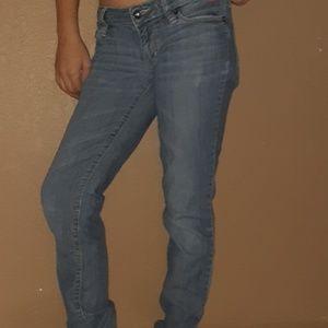 Bull head super skinny jeans